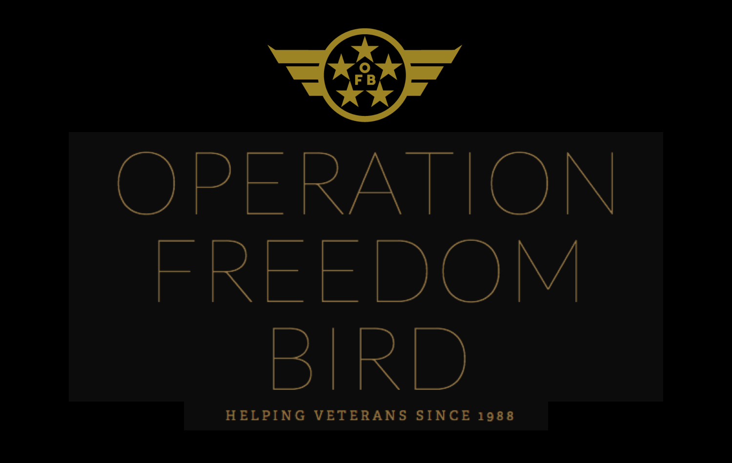 Operation Freedom Bird