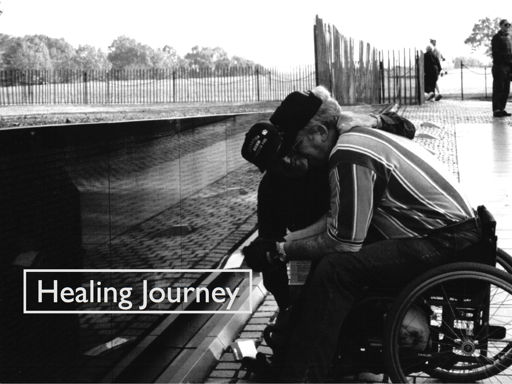 See photos from past Healing Journeys...