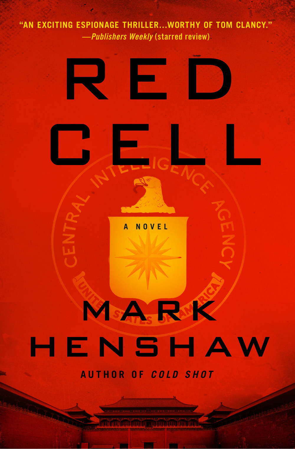 Click here to buy Red Cell at Amazon.com