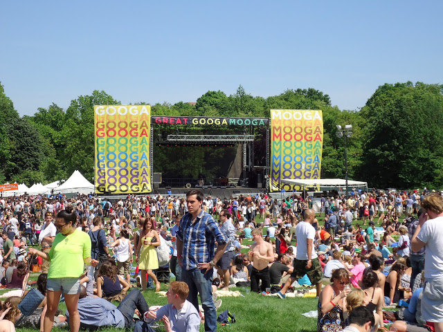 The Googa Mooga Main Stage