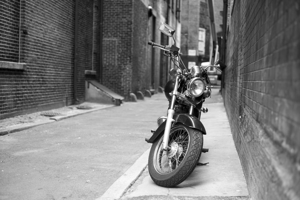 Motor Alley.