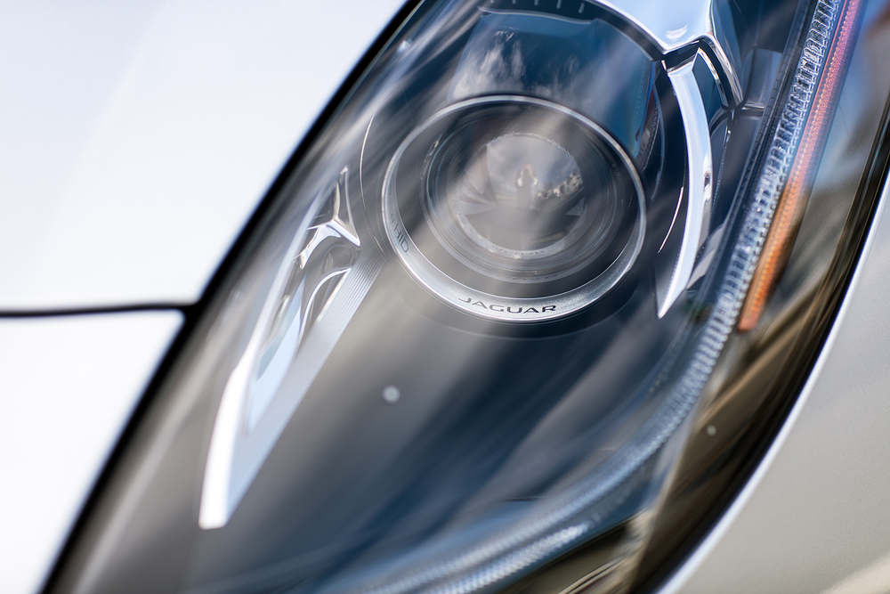 2016 Jaguar F-Type S Headlamp