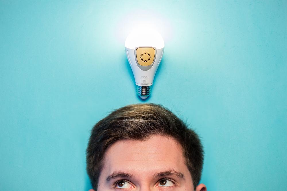 BeON Home Smart Bulb.