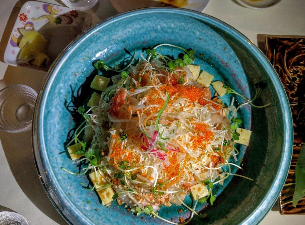 Kaizen salad