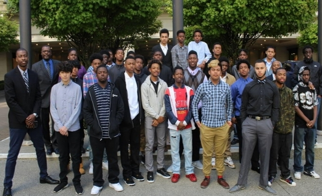 Project M.I.S.T.E.R. ™  Students and Instructors and Staff - Rainier Beach High School
