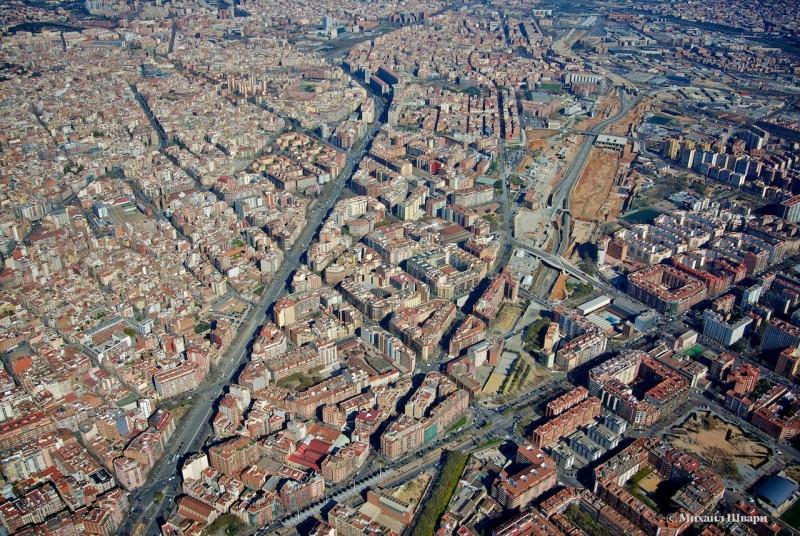 Кварталы Барселоны