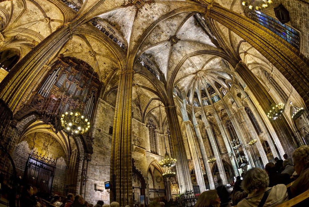 Сиенский собор - Италия