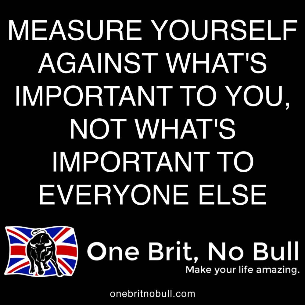 15 - MEASURE YOURSELF AGAINST WHAT'S IMPORTANT TO YOU, NOT WHAT'S IMPORTANT TO EVERYONE ELSE.png