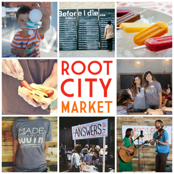 The next Root City Market  event is Saturday, Dec. 10th, 10 a.m. - 5 p.m., location: TBA. If you want to know more, things like locations, then  sign up for their updates ! PHOTO |  Root City Market