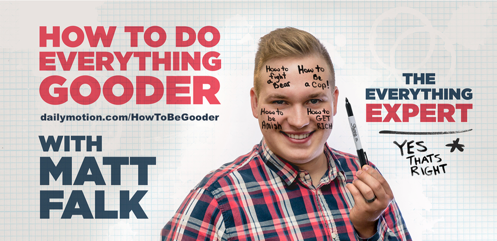 HowToDoEverythingGooderPoster
