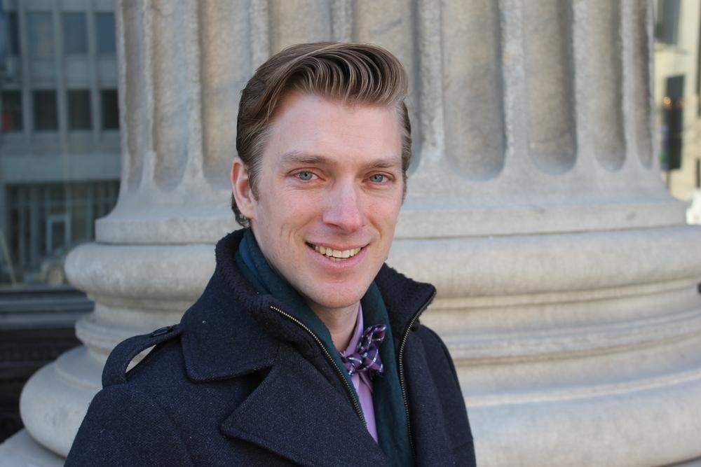 Orlando Braun, Producer Photo by Aaron Epp