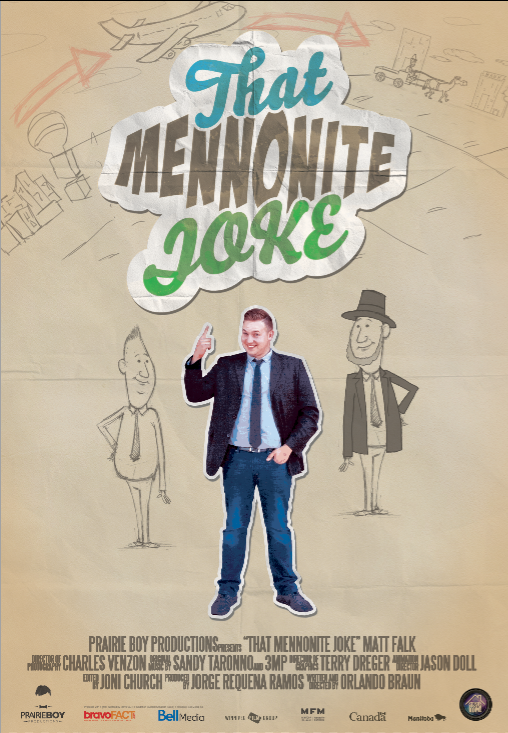 That Mennonite Joke - Poster
