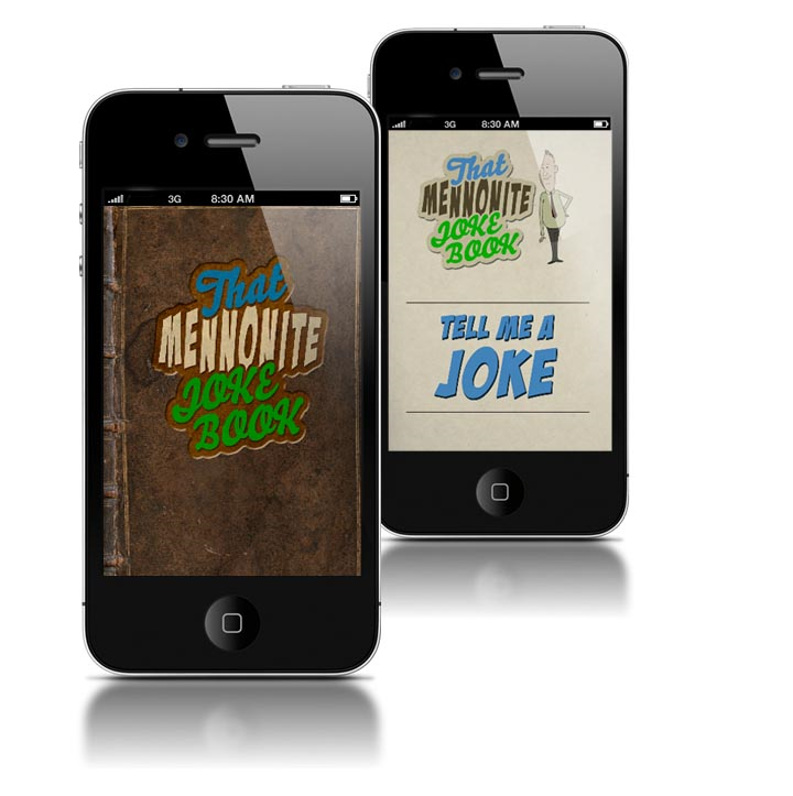 That Mennonite Joke Book App