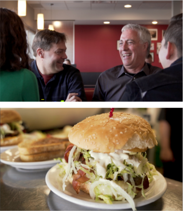 Episode 1:BURGERS - Guests: Tim Turner & Jacques Bourgeois of Burger Club Winnipeg Jorge and Joanna dive into some famous and unsung burger joints in Winnipeg with the help of the Burger Club Winnipeg's Tim Turner & Jacques Bourgeois.  Discovering Winnipeg's own burger traditions and variations reveals why each location is unmissable.