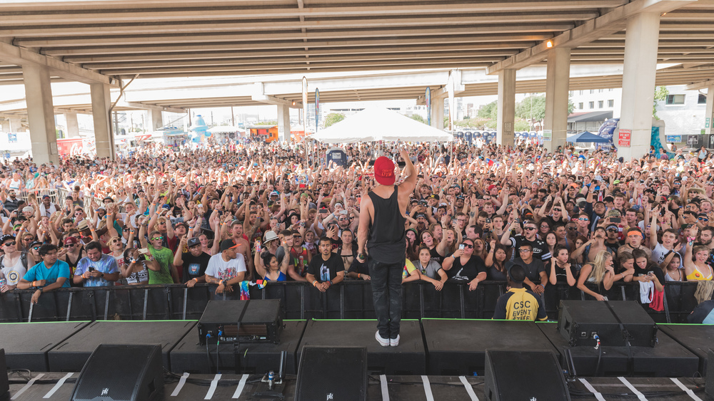 Mad Decent Block Party - Dallas, TX