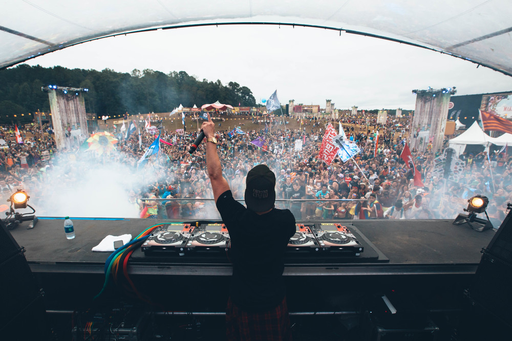 TomorrowWorld 2015 - Georgia
