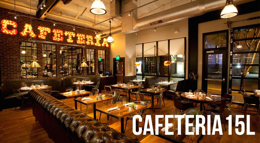 Cafeteria15L