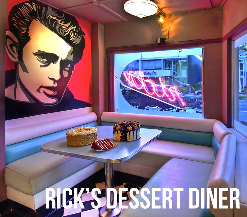 ricks dessert diner