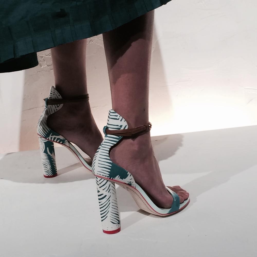 those heels!
