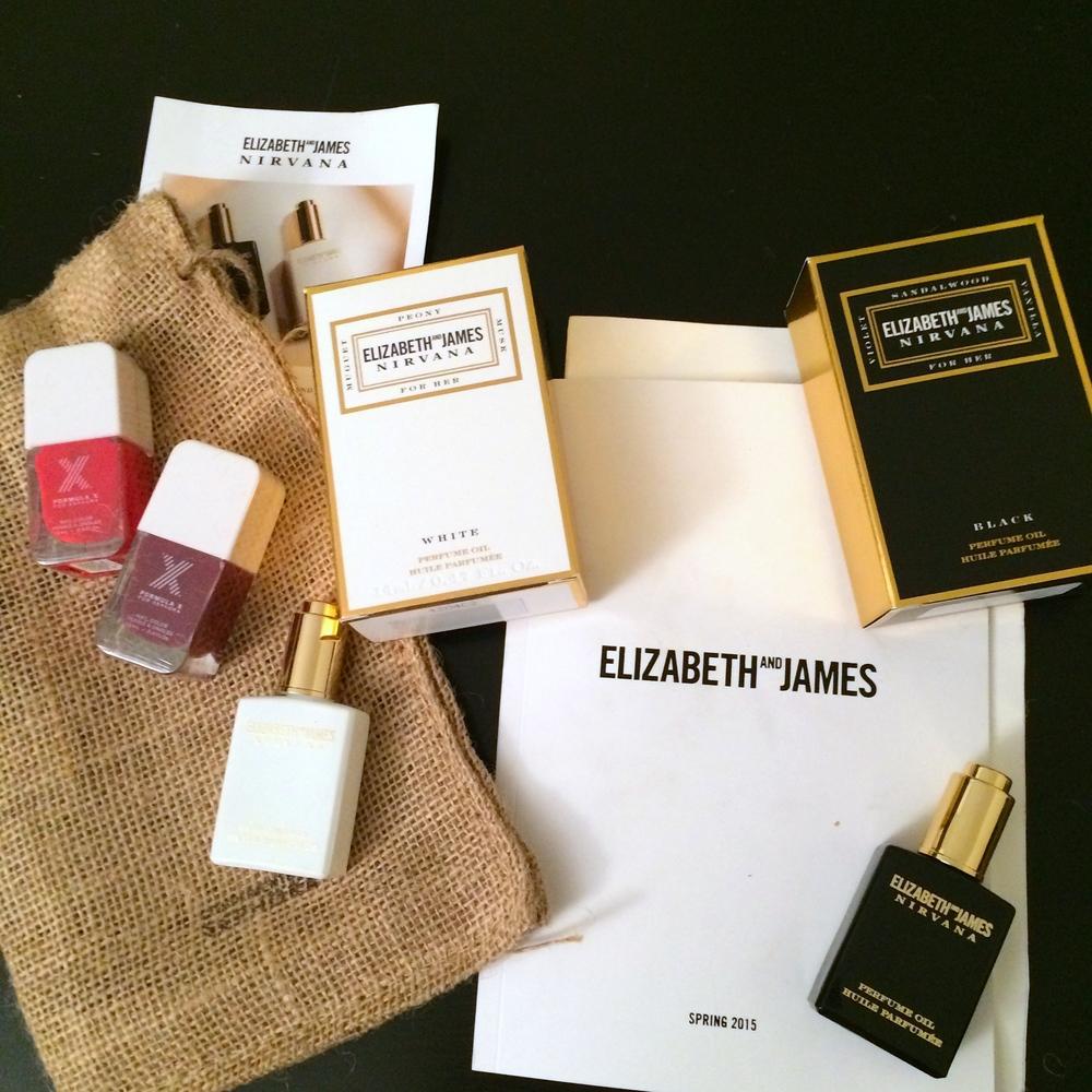 E&J gift bag