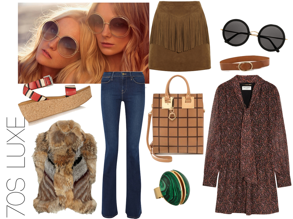 70s luxe
