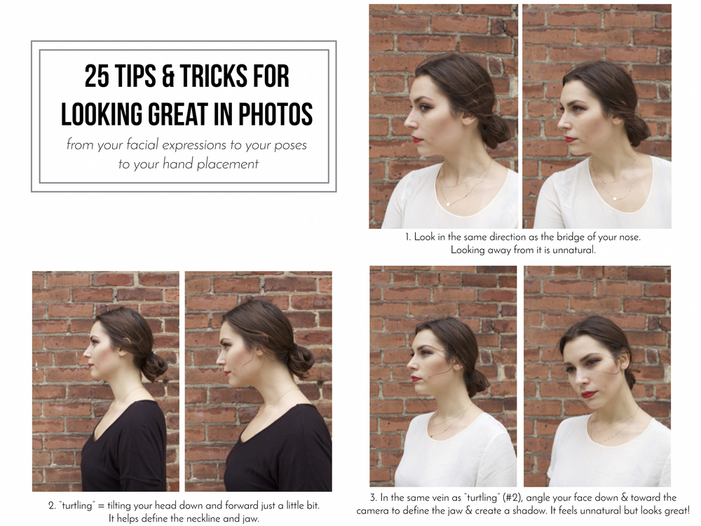 25 tips for looking great in photos.jpg