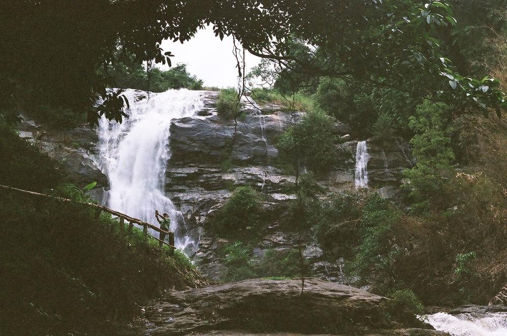 Doi Inthanon National Park, Northern Thailand