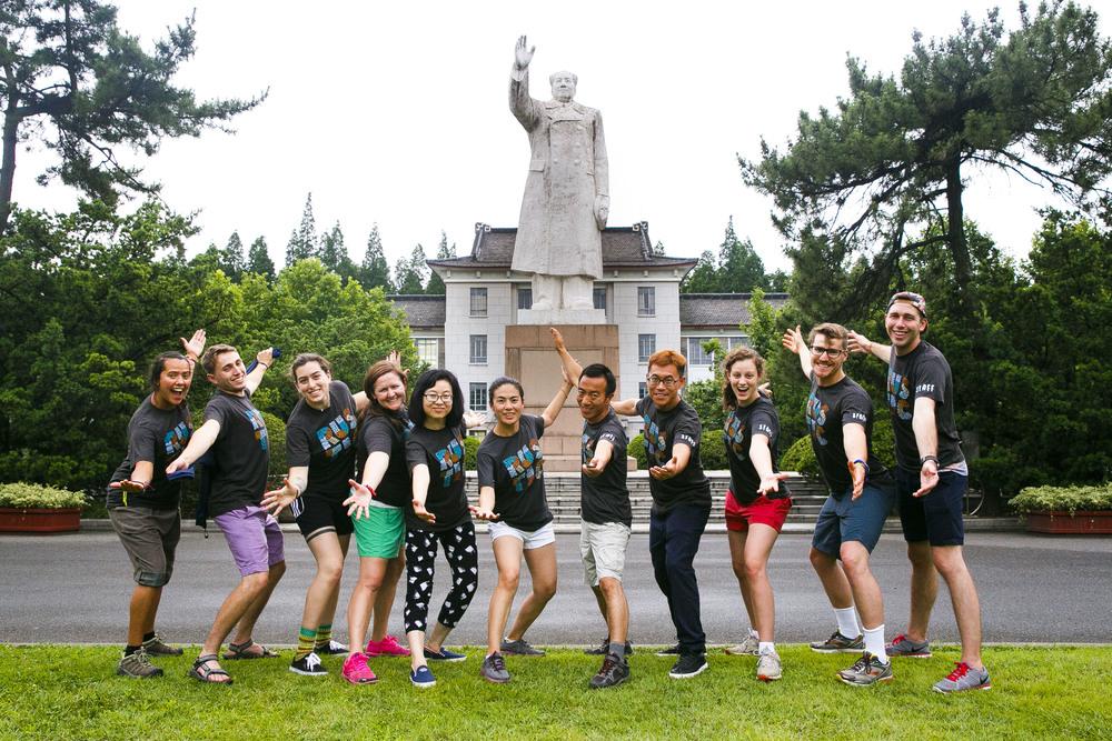 RP China Staff, Summer 2016