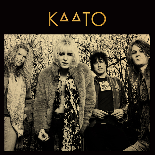 KAATO Self Titled Album