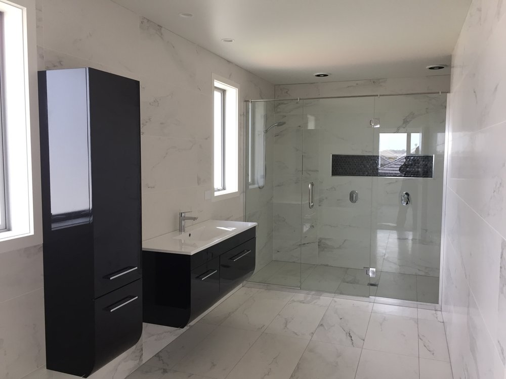 Ensuite with star appeal