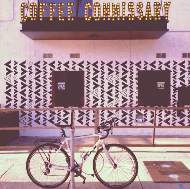 Coffee Commissary - another perfect spot to work from for a few hours. Makes awesome coffee - Australian standard! Love that this one in Hollywood is right by Siren Studios, makes for great people watching.