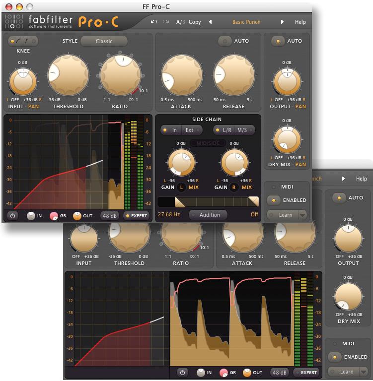 FabFIlter - Pro C