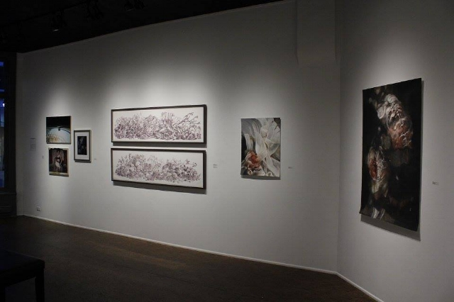 In Memoriam , Installation View