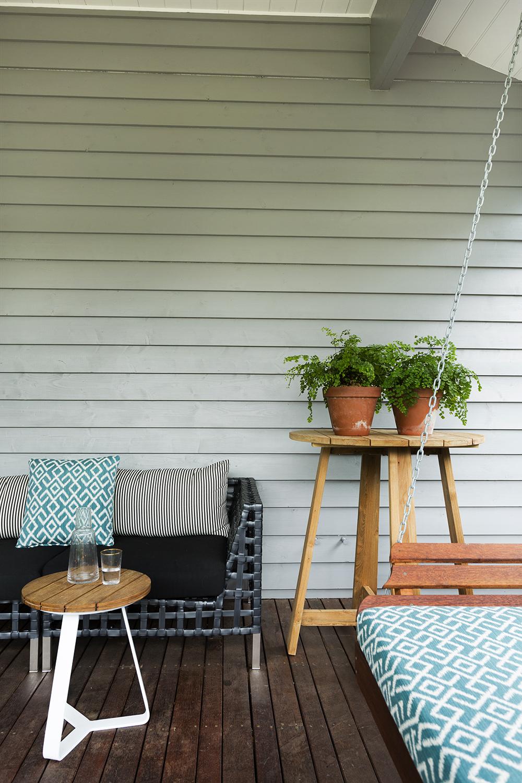 Outdoor room design by Melbourne interior designer Meredith Lee
