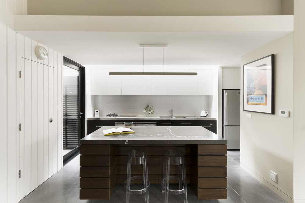 Kitchen design Interior designer Melbourne Clifton Hill Interior decorator design ideas house design
