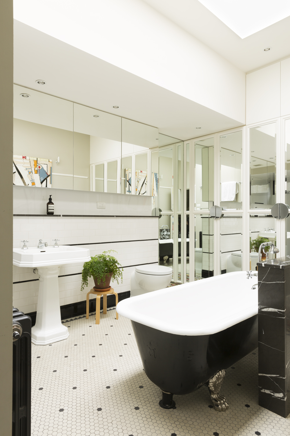 bathroom design Interior designer Melbourne Clifton Hill Interior decorator design ideas house design ensuite design tiles