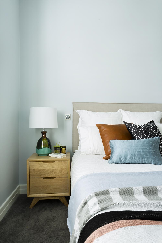 Cushions bedlinen bedroom ideas interior Melbourne