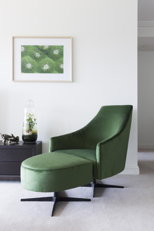 Apartment design by Melbourne interior designer Meredith Lee