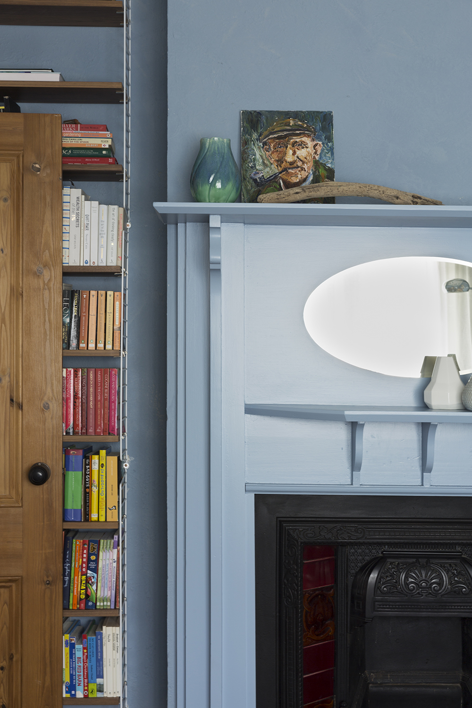 Clifton Hill house living room design by Melbourne interior designer Meredith Lee