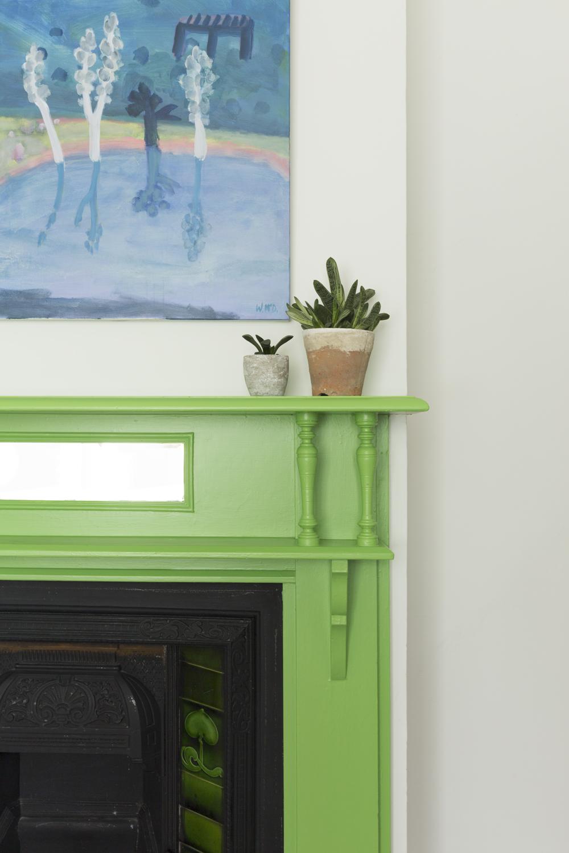 Clifton Hill house bedroom design by Melbourne interior designer Meredith Lee