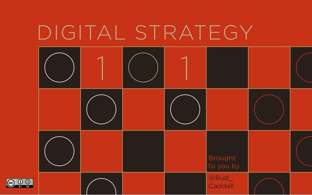 Image source: Bud Caddellhttp://www.slideshare.net/bud_caddell/digital-strategy-101-24081694
