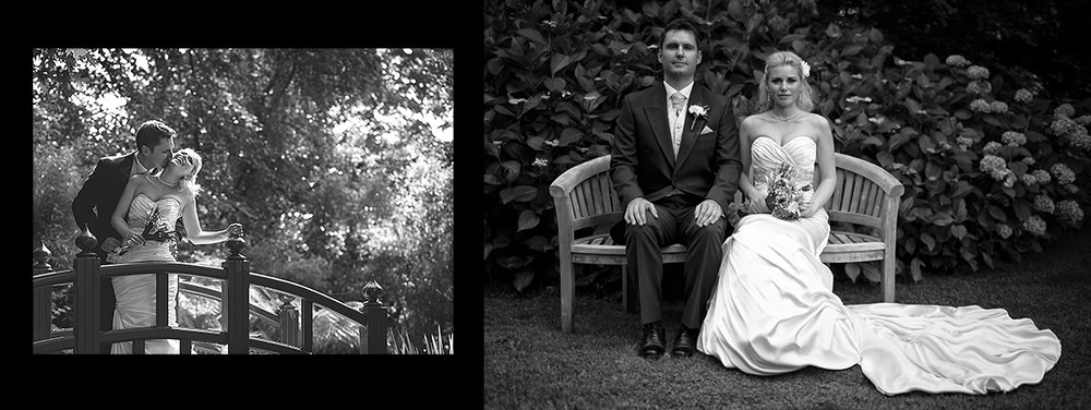 And for me, I was feeling more horizontal I guess? The seated picture was our first wedding photo shown on Vogue Italia too!