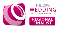 The Wedding Industry awards, regional finalist