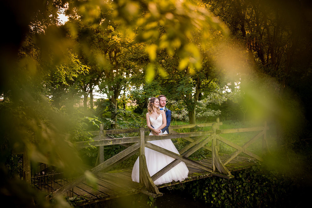 Wedding portrait near Cambridge UK