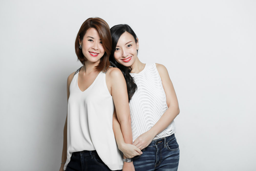 Copy of Friendship Portrait by Eunice Lim