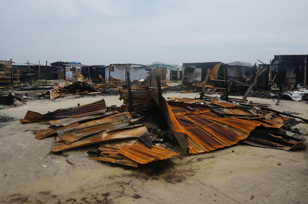 JEI condemns forced eviction by arson and violence in Otodo Gbame community, Lagos