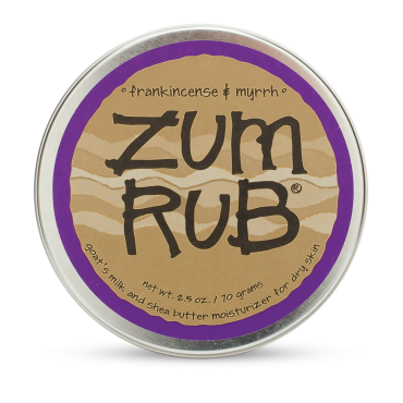 Frankincense & Myrrh Zum Rub