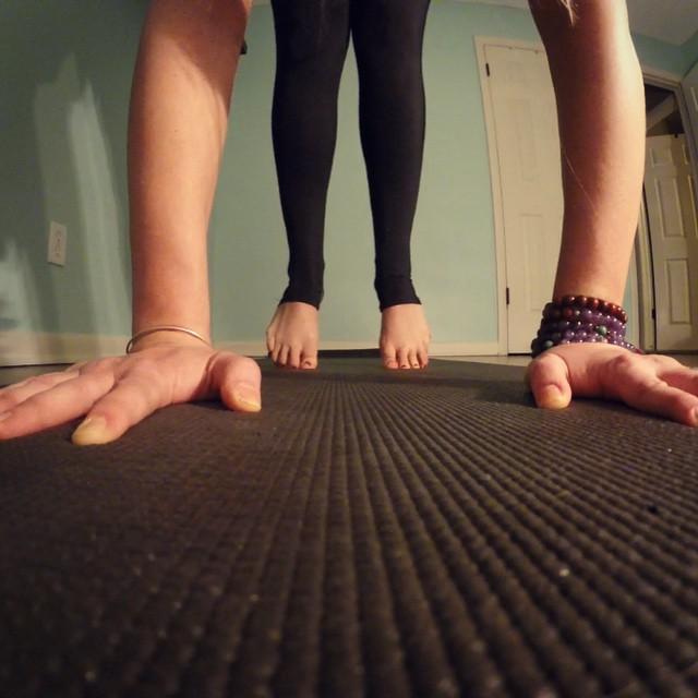 Yoga Mat poem