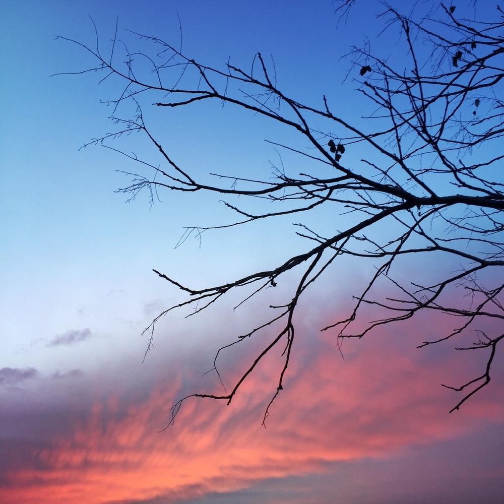 Shawnee Kansas sky