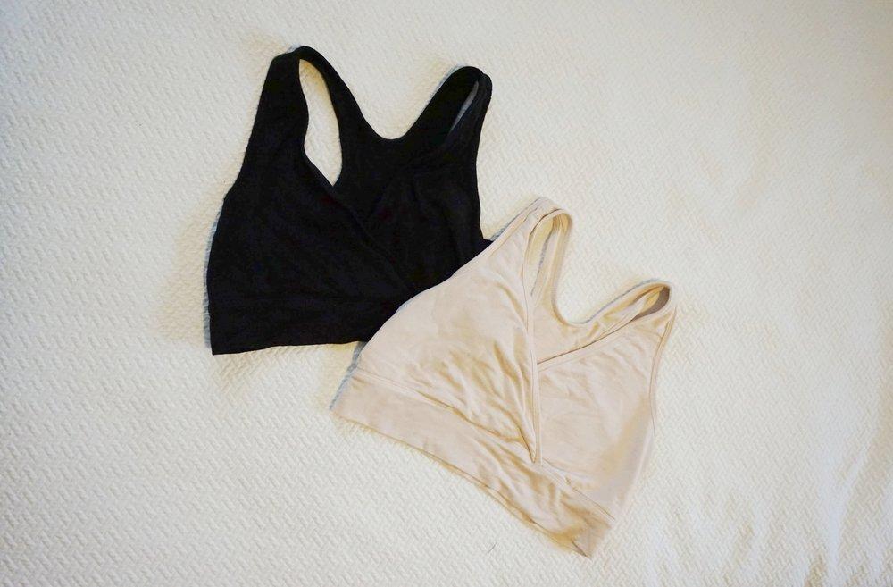 postpartum sleep bras